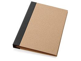Папка Ranger с блокнотом, набором стикеров, блоком для записей и ручкой, черный (артикул 10639100)