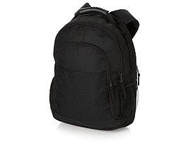 Рюкзак для ноутбука Journey, черный (артикул 11979400)