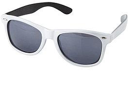 Очки солнцезащитные Crockett, белый/черный (артикул 10022402)