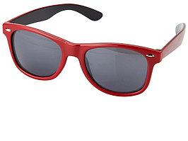 Очки солнцезащитные Crockett, красный/черный (артикул 10022404)