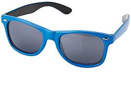 Очки солнцезащитные Crockett, синий/черный (артикул 10022406)