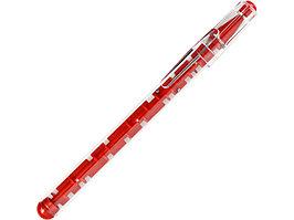 Ручка шариковая Лабиринт с головоломкой красная (артикул 309511)