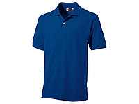 Рубашка поло Boston мужская, классический синий (артикул 3177F47S)
