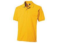 Рубашка поло Boston мужская, золотисто-желтый (артикул 3177F16L)