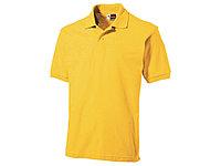 Рубашка поло Boston мужская, желтый (артикул 3177F15XL)