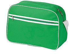 Сумка на плечо Sacramento, зеленый/белый (артикул 11960102)