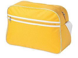 Сумка на плечо Sacramento, желтый/белый (артикул 11960103)