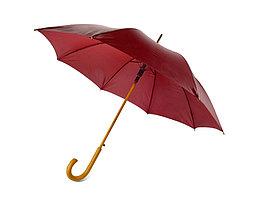 Зонт-трость Радуга, бордовый (артикул 906108)