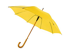 Зонт-трость Радуга, желтый (артикул 906104)