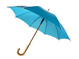 Зонт-трость Радуга, ярко-синий (артикул 907028)