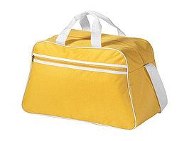 Сумка спортивная San Jose, желтый (артикул 11974006)