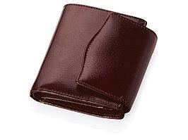 Портмоне с отделениями для кредитных карт и монет, коричневый (артикул 559708)
