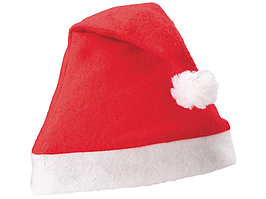 Новогодняя шапка, красный/белый (артикул 11224400)