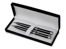 Набор Круиз: ручка шариковая, карандаш механический, черный (артикул 51330.07)