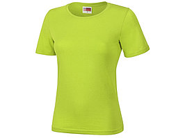 Футболка Heavy Super Club женская, зеленое яблоко (артикул 3100968XL)