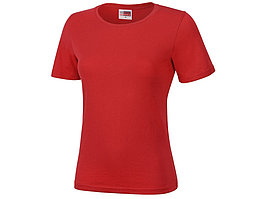Футболка Heavy Super Club женская, красный (артикул 3100925S)