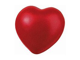 Антистресс в форме сердца, красный (артикул 19544334)