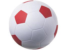 Антистресс Football, белый/красный (артикул 10209901)
