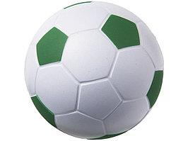 Антистресс Football, белый/зеленый (артикул 10209902)