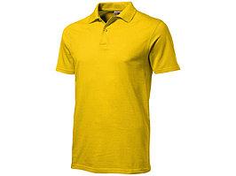 Рубашка поло First мужская, золотисто-желтый (артикул 3109316S)