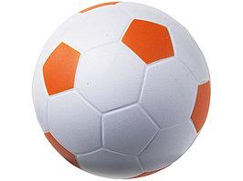 Антистресс Football, белый/оранжевый (артикул 10209904)