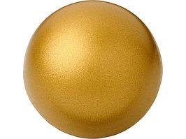 Антистресс Мяч, золотистый (артикул 10210067)