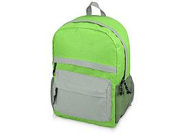 Рюкзак Универсальный (серая спинка), зеленое яблоко (артикул 930149)