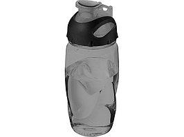 Бутылка спортивная Gobi, черный (артикул 10029900)
