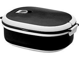 Ланч-бокс Spiga 750 мл для микроволновой печи, черный (артикул 11255003)