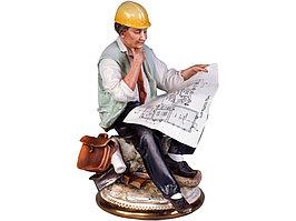 Скульптура Инженер (артикул 50412)