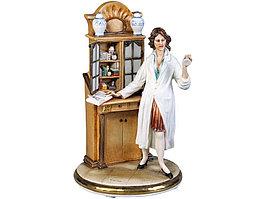 Скульптура Фармацевт (артикул 50413)