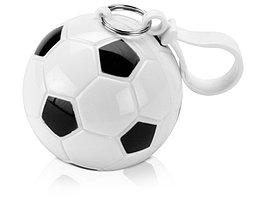 Дождевик в футляре Футбольный мяч (артикул 839418)