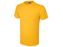 Футболка Super club мужская, золотисто-желтый (артикул 3100016XL)