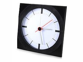 Часы настенные Аптон, черный (артикул 180300)