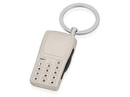 Брелок с отделением для хранения SIM-карт, серебристый (артикул 702800)