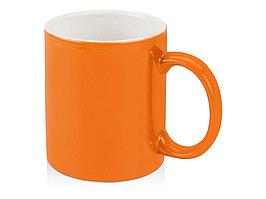 Кружка Марко 320мл, оранжевый (артикул 879678)