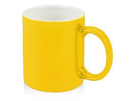 Кружка Марко 320мл, желтый (артикул 879674)