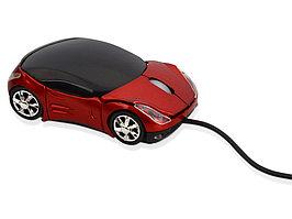 Мышь оптическая Спорткар, красный (артикул 623841)