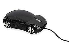 Мышь оптическая Спорткар, черный (артикул 623847)