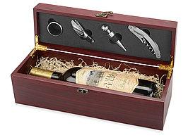 Набор аксессуаров для вина Венге, коричневый (артикул 689819)