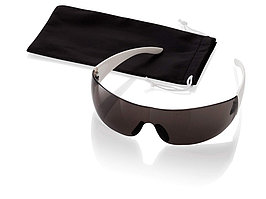 Очки солнцезащитные Sunscreen, белый/черный (артикул 10028600)