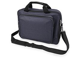 Сумка для ноутбука, синяя (артикул 937462)