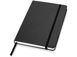 Блокнот классический офисный Juan А5, черный (артикул 10618100)