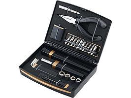 Набор инструментов c фонарем, 23 предмета (артикул 496537)