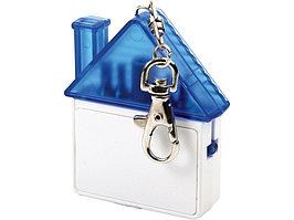 Набор отверток в виде домика с карабином, белый/синий (артикул 499531)