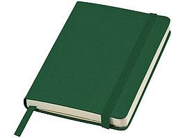 Блокнот классический карманный Juan А6, зеленый (артикул 10618009)