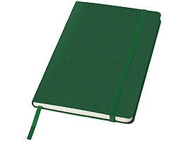 Блокнот классический офисный Juan А5, зеленый (артикул 10618109)