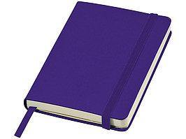 Блокнот классический карманный Juan А6, пурпурный (артикул 10618010)