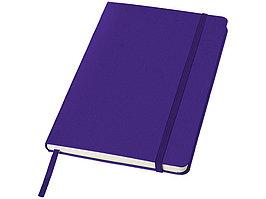 Блокнот классический офисный Juan А5, пурпурный (артикул 10618110)