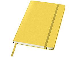 Блокнот классический офисный Juan А5, желтый (артикул 10618111)
